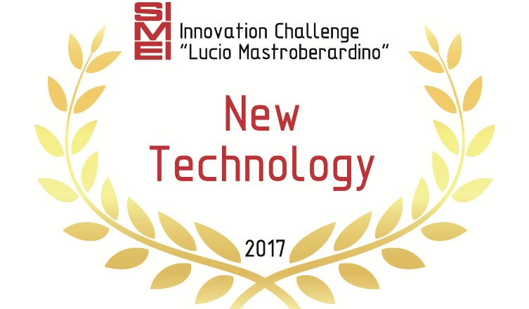 Premio New Technology Innovation Challenge SIMEI 2017 a Unico di VLS Technologies