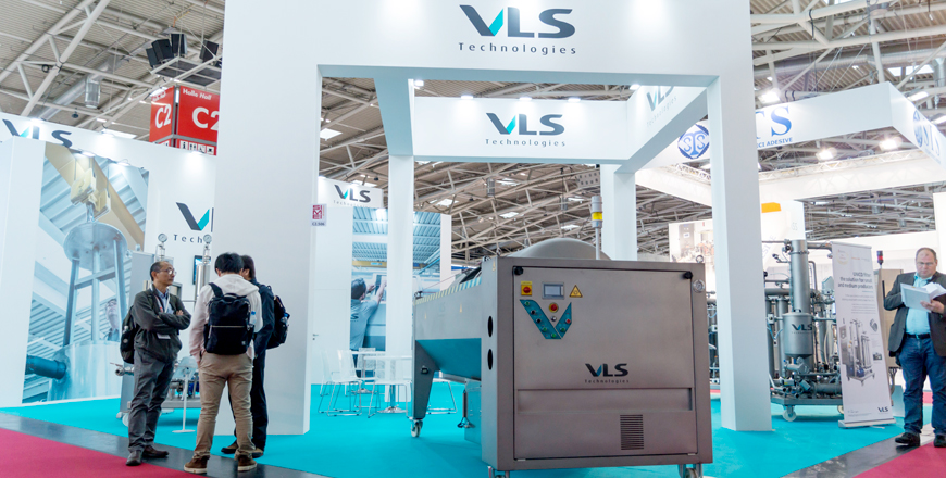 Drinktec 2017: great interest in VLS Technologies